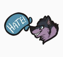 Hate's better. by lapse
