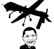 obama drone home by paul beck