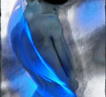 Wrapped in blues by Gun Legler