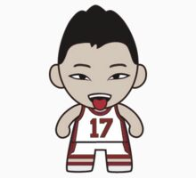 Jeremy Lin Rockets by simplyswt90