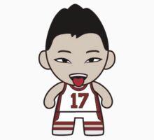 Jeremy Lin Rockets by simplyswt90