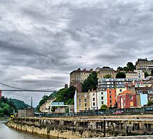 Bristol - Clifton Suspension Bridge by Karen Martin IPA