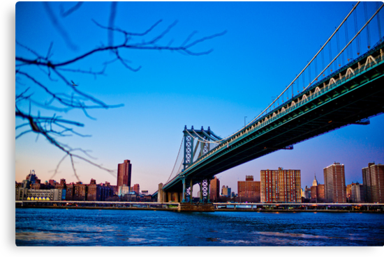 Thats how we across - Manhattan Bridge by sxhuang818