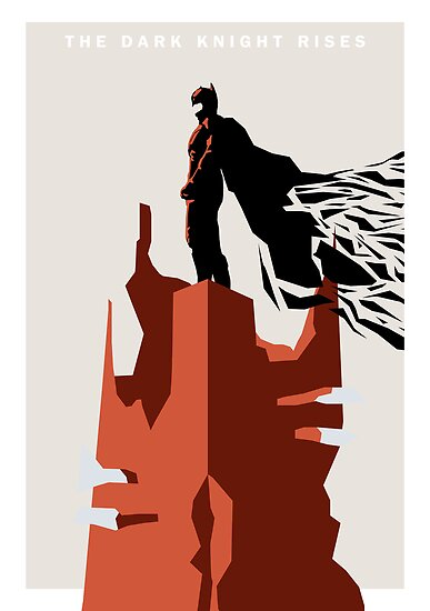 The Dark Knight Rises (Fire) by Archymedius