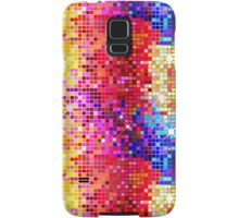 Metallic Colorful Sequins Look-Disco Ball Pattern  Samsung Galaxy Case/Skin