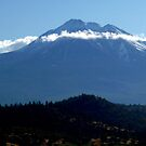Mount Shasta Cloud-Ring by Elaine Bawden