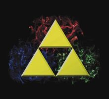 Smokey Triforce by Colossal