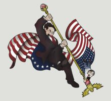 Flag Power T-Shirt
