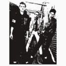 The Clash Pop Art by PopMusic
