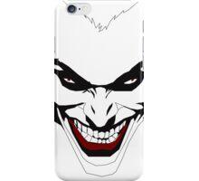 The Joker's Smile iPhone Case/Skin