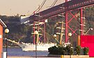 """Dar Mlodziezy"" Tall Ship, Lisbon by terezadelpilar~ art & architecture"