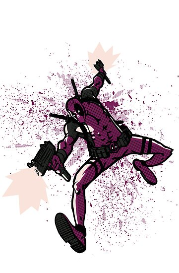 Deadpool by Fuacka