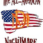 All-American Nightmare Design IV by DMurdoch1388
