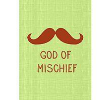 Mischief Photographic Print