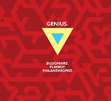 Genius  by tsuyin