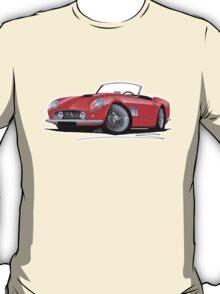 Ferrari 250 GT California Red T-Shirt