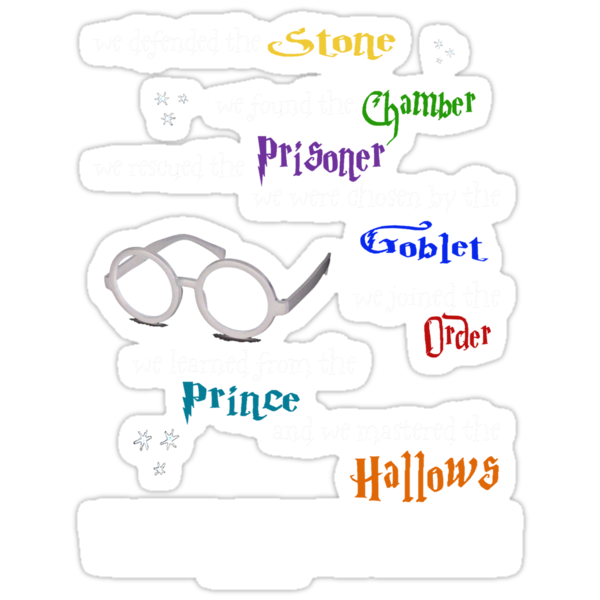 Harry Potter Generation by tonksiford