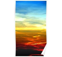 Colors of the Sky Poster