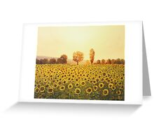 Memories of The Summer Greeting Card