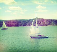 A Summer Sailing Adventure by perkinsdesigns