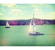 A Summer Sailing Adventure Photographic Print