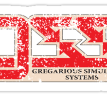 GSS Logo Sticker