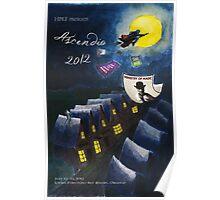 Ascendio 2012 Program Cover Poster