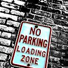 No parking loading zone by PASLIER Morgan