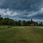 Old Church and Priory by jamesdt