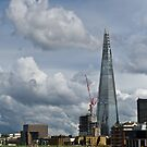 London Shard portrait by Gary Eason