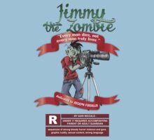 Jimmy the Zombie by GakiRules