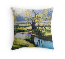 Fish River Tarana Throw Pillow
