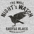 Night&#x27;s Watch by hunekune
