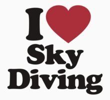 I Love Sky Diving by iheart