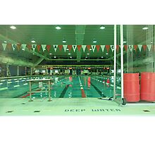 Swimming Facility - United States Olympic Training Center Photographic Print