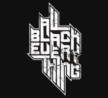 All Black Everything / Logo by Owl Vision