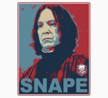 Snape for President Kids Clothes