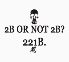 2B Or Not 2B? 221B. Kids Clothes