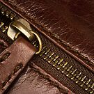 Leather and Zip by Ellesscee