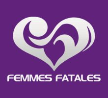 Femmes Fatales Faction Symbol by QuestionSleepZz