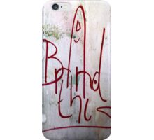 Brand this! iPhone Case/Skin