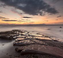Maryport Rocks by Brian Kerr