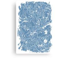 Pokémaniac Canvas Print