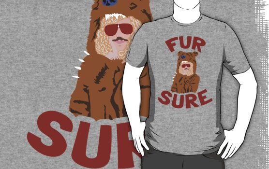 FUR SURE by bomdesignz