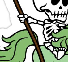 Lil Death Sticker