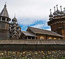 Kizhi Pogost by eddiechui