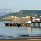 Sandown Pier Head by Jordon Wicks