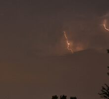 Lightning by Jill Vadala