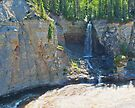 Trout river Wall in Sambe Park by Yukondick