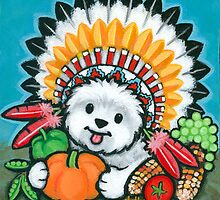 Little Chief by Shelly  Mundel
